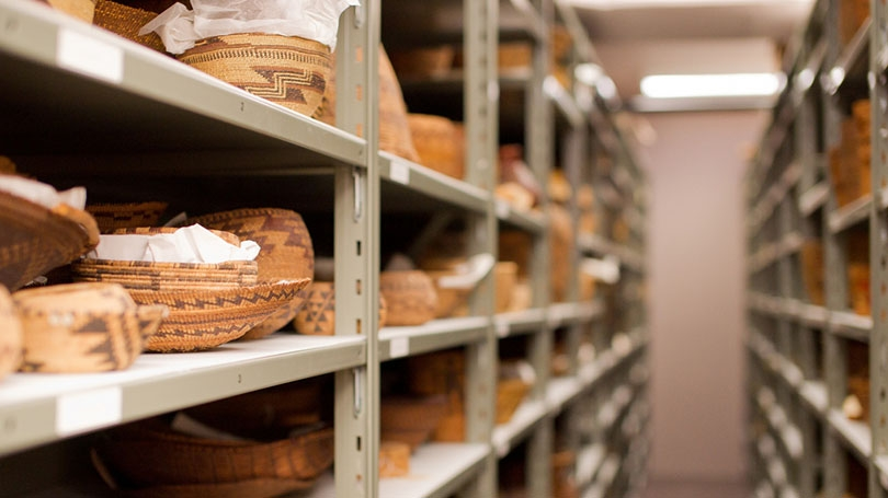 The Hood Museum collection includes more than 70,000 objects.