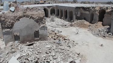 Maaret al-Numan Archaeological Museum