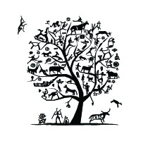 Anthropology Tree Graphic